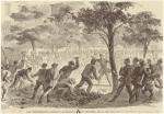 "The ""irrepressible conflict""--Charleston, South Carolina, June 24, 1866"