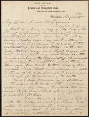 Letter to] My Dear Friend Mr. Garrison [manuscript
