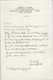 Thumbnail for Letter from Samuel Selph to Cleveland Sellers, February 4, 1987