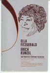 Program: Ella Fitzgerald Together with Erich Kunzel