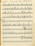Jump for Joy [music manuscript pages]