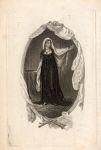 "Harriett Litchfield (nee Hay) as Calista in ""The Fair Penitent"""