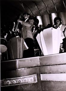 Band at the Savoy Ballroom