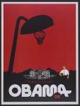 Obama '08 Coast to coast! /