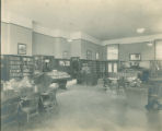 Quincy branch library, Cleveland,Ohio: circulating room