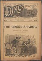 The green shadow, or, Helene Cercy, the beautiful tigress: the romance of the fatal star of diamonds