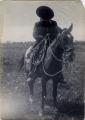 Ute Indian, White Rocks - Summer 1909