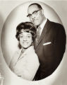 Portrait of Grace and George Jordan