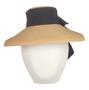 Women's straw hat worn by Irene Larson