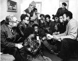Gang members meet in hope of peace
