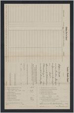 Teacher's monthly reports, Telfair Street school, 1936-1937