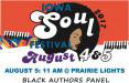 Iowa City Soul Festival Black authors panel reading, Live from Prairie Lights, August 5, 2017