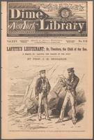 Lafitte's lieutenant, or, Theodore, the child of the sea