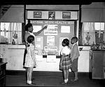 Mrs. Duckett / Monroe School [from envelope; #1 of 3] [acetate film photonegative,] May 1947?