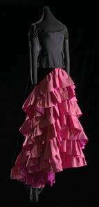 Dress worn by Denyce Graves in Washington National Opera's production of Carmen