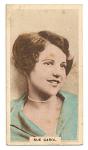 Sue Carol cinema card