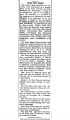 """""""Iowa City items: The colored girls attending the University were entertained,"""" October 17, 1919"""