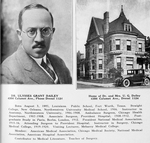 Dr. Ulysses Grant Dailey; 4356 Calument Ave., Phone Drexel 1124; Home of Dr. and Mrs. U. G. Dailey