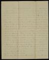 Anna Everett letters, 1851-1899