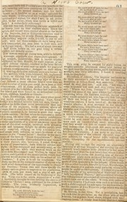 Thomas Butler Gunn Diaries: Volume 20, page 101, July 12, 1862 [newspaper clipping]