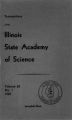 Transactions of the Illinois State Academyof Science, volume 62