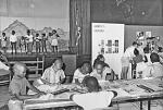 Children at Anacostia Neighborhood Museum