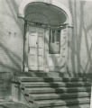 Buckingham House doorway in Zanesville, Ohio