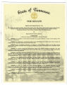 Tennessee Senate Resolution