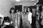 Dream Girls cast, Los Angeles, 1983