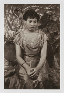 "Leontyne Price, from the unrealized portfolio ""Noble Black Women: The Harlem Renaissance and After"""