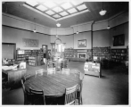 Thumbnail for Hough Branch 1907: Carnegie building interior, Children's room