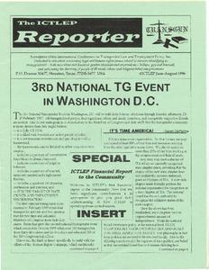 ICTLEP Reporter (June-August 1996)