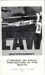Law enforcement : a report on equal protection in the South /