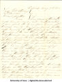 George W. Strong correspondence and papers, 1863-1908