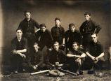 Men's Baseball team New Paltz High School