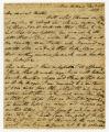Christian W. Heineken letter to mother, 1811 January 05