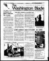 The Washington Blade, July 3, 1987