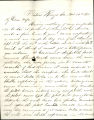 1863-11-24 letter from Jacob Hasbrouck to Rowena Hasbrouck