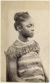 Negro types from Akem & Akuapem Gold Coast Negertypen aus Akem & Akuapem Goldküste