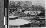 Riverfront, Wuchow, China, April 1930