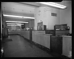 Industrial Bank of Washington (interior), Sept[ember] 27, 1956 [cellulose acetate photonegative]