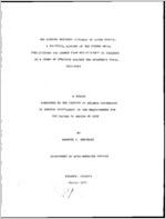 The African National Congress of South Africa: a political history of the events which precipitated the change from non-violence to violence as a means of struggle against the apartheid state, 1913-1963