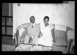 [Photograph of a Couple]