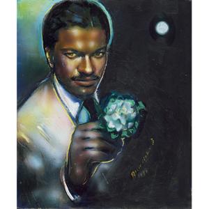 Billy Dee Williams Self-Portrait