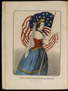 Album of Currier & Ives' Civil War lithographs