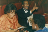 Ruby Dee and two others