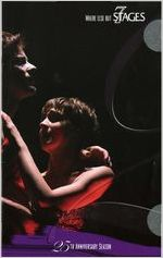 Twenty-fifth Anniversary Season program of plays and special events, 7 Stages Theatre, Atlanta, Georgia, 2004-2005 season. (20 pages)