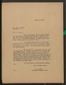 Correspondence: Rosenwald Fund, Box 3, Folder D, 1926-1927.