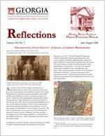 Reflections: Georgia African American Historic Preservation Network, 2018 July/Aug