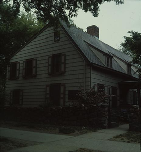 The John Bowne House in Flushing